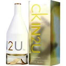 CK IN2U by Calvin Klein EDT SPRAY 5 OZ for WOMEN