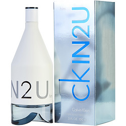 CK IN2U by Calvin Klein EDT SPRAY 5 OZ for MEN