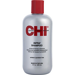 CHI by CHI INFRA SHAMPOO MOISTURE THERAPY 12 OZ for UNISEX