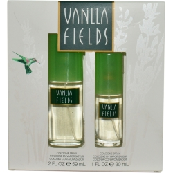 VANILLA FIELDS by Coty Cologne SPRAY 2 OZ for WOMEN