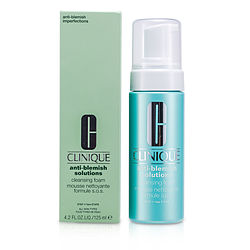 CLINIQUE by Clinique Anti-Blemish Solutions Cleansing Foam ( All Skin Types ) for WOMEN