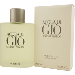 ACQUA DI GIO by Giorgio Armani EDT 13.6 OZ for MEN