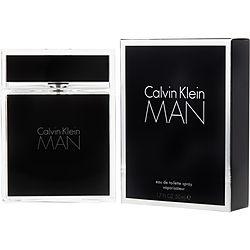 CALVIN KLEIN MAN by Calvin Klein EDT SPRAY 1.7 OZ for MEN
