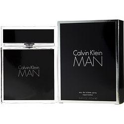 CALVIN KLEIN MAN by Calvin Klein EDT SPRAY 3.4 OZ for MEN