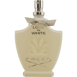 CREED LOVE IN WHITE by Creed EDP SPRAY 2.5 OZ *TESTER for WOMEN