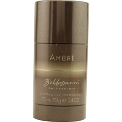 BALDESSARINI AMBRE by Hugo Boss DEODORANT STICK 2.5 OZ for MEN