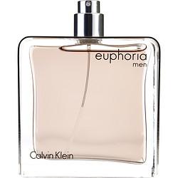 EUPHORIA MEN by Calvin Klein EDT SPRAY 3.4 OZ *TESTER for MEN