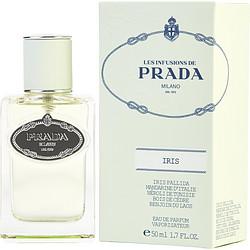 PRADA INFUSION D'IRIS by Prada EAU DE PARFUM SPRAY 1.7 OZ for WOMEN