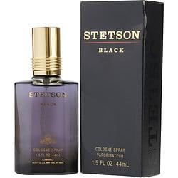 STETSON BLACK by Coty Cologne SPRAY 1.5 OZ for MEN
