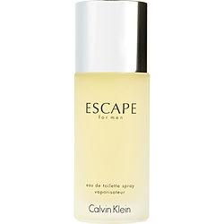 ESCAPE by Calvin Klein EDT SPRAY 3.4 OZ (UNBOXED) for MEN