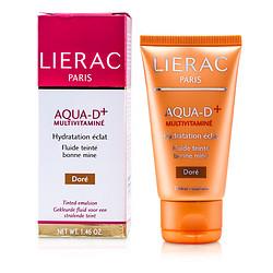 Lierac by LIERAC Aqua D+ Multivitamine Teint Emulsion - Dore--/1.46OZ for WOMEN