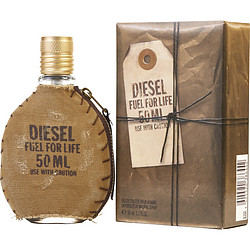 DIESEL FUEL FOR LIFE by Diesel EDT SPRAY 1.7 OZ for MEN $ 52.19