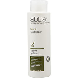ABBA by ABBA Pure & Natural Hair Care GENTLE CONDITIONER 8 OZ for UNISEX