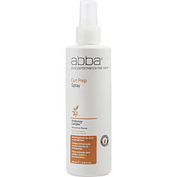 Abba By Abba Pure & Natural Hair Care Curl Prep Spray 8 Oz For Unisex