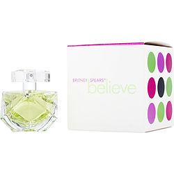 BELIEVE BRITNEY SPEARS by Britney Spears EDP SPRAY 1.7 OZ for WOMEN