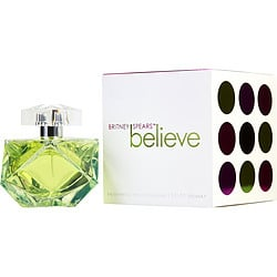 BELIEVE BRITNEY SPEARS by Britney Spears EDP SPRAY 3.4 OZ for WOMEN