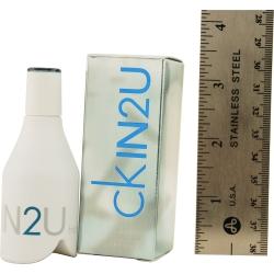 CK IN2U by Calvin Klein EDT .5 OZ MINI for MEN