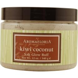 SENSORY FUSION KIWI COCONUT by Aromafloria - SALT GLOW BUFF 12 OZ