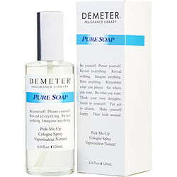 DEMETER by Demeter PURE SOAP COLOGNE SPRAY 4 OZ for UNISEX