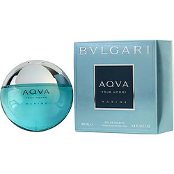 BVLGARI AQUA MARINE by Bvlgari EDT SPRAY 3.4 OZ for MEN