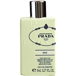 PRADA INFUSION D'IRIS by Prada EAU DE PARFUM .27 OZ MINI for WOMEN