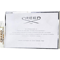CREED GREEN IRISH TWEED by Creed EDP VIAL ON CARD for MEN