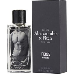 ABERCROMBIE & FITCH FIERCE by Abercrombie & Fitch Cologne SPRAY 1.7 OZ for MEN