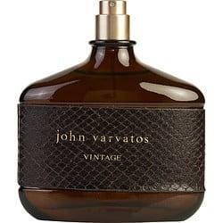JOHN VARVATOS VINTAGE by John Varvatos EDT SPRAY 4.2 OZ *TESTER for MEN
