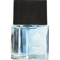 ADIDAS MOVES by Adidas EDT SPRAY .5 OZ (UNBOXED) for MEN