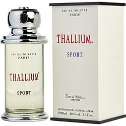 THALLIUM SPORT by Jacques Evard EDT SPRAY 3.3 OZ  for MEN
