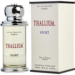 THALLIUM SPORT by Jacques Evard EDT SPRAY 3.3 OZ  for MEN