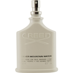 CREED SILVER MOUNTAIN WATER by Creed EDP SPRAY 2.5 OZ *TESTER for MEN