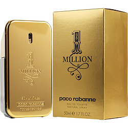 PACO RABANNE 1 MILLION by Paco Rabanne EDT SPRAY 1.7 OZ for MEN