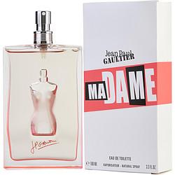 JEAN PAUL GAULTIER MA DAME by Jean Paul Gaultier EDT SPRAY 3.4 OZ for WOMEN