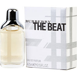 BURBERRY THE BEAT by Burberry EDP .15 OZ MINI for WOMEN