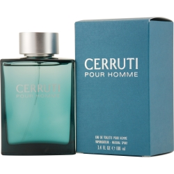 CERRUTI POUR HOMME by Nino Cerruti EDT SPRAY 3.3 OZ for MEN $ 36.19