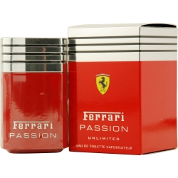 FERRARI PASSION UNLIMITED by Ferrari for MEN