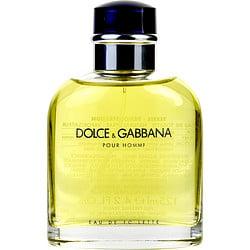 DOLCE & GABBANA by Dolce & Gabbana EDT SPRAY 4.2 OZ *TESTER for MEN
