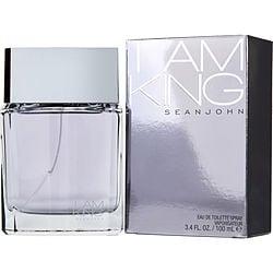SEAN JOHN I AM KING by Sean John EDT SPRAY 3.4 OZ for MEN
