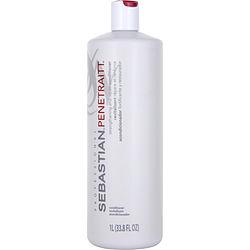 SEBASTIAN by Sebastian PENETRAITT CONDITIONER FOR CHEMICALLY HAIR TREATED HAIR 33.8 OZ for UNISEX 164665