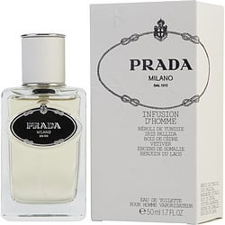 PRADA INFUSION D HOMME by Prada EDT SPRAY 1.7 OZ for MEN 7b60d2d5220