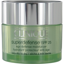 CLINIQUE by Clinique Superdefense Age Defense Moisturizer SPF 25 ( Very Dry To Dry )--/1.7OZ for WOMEN