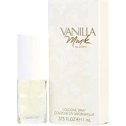 VANILLA MUSK by Coty Cologne SPRAY .375 OZ MINI for WOMEN