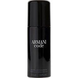 ARMANI CODE by Giorgio Armani DEODORANT SPRAY 5.1 OZ for MEN