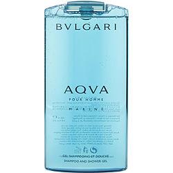 Bvlgari Aqua Marine Shampoo And Shower Gel 6.7 Oz By Bvlgari For Men