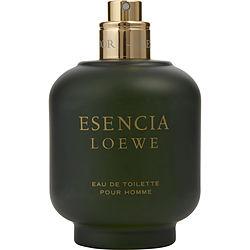 ESENCIA DE LOEWE by Loewe - EDT SPRAY 5 OZ *TESTER