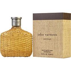 JOHN VARVATOS ARTISAN by John Varvatos EDT SPRAY 2.5 OZ for MEN
