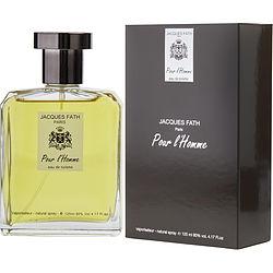 Jacques Fath Pour L'Homme By Jacques Fath Edt Spray 4.1 Oz For Men