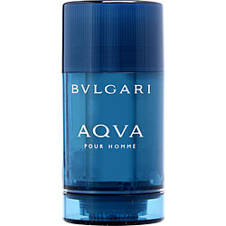 BVLGARI AQUA by Bvlgari DEODORANT STICK ALCOHOL FREE 2.7 OZ for MEN