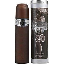 Cuba Grey By Cuba Edt Spray 3.3 Oz For Men
